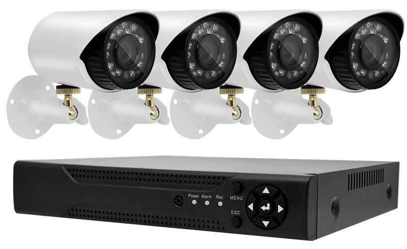 Special-Offer-Camera-720P-4CH-Weatherproof-CCTV